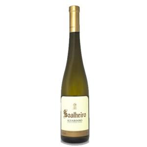 Vinho Verde, Alvarinho, Soalheiro