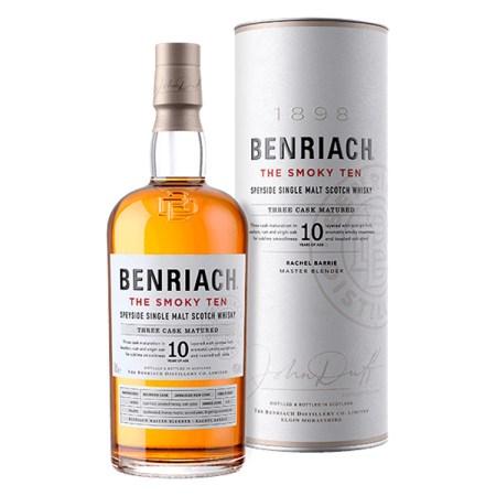 BenRiach, The Smoky Ten