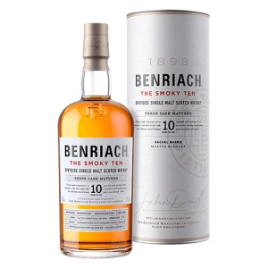 BenRiach, The Smoky Ten