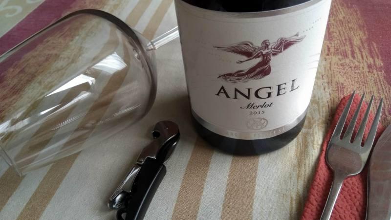 Angel Merlot 2015 – Angel's Estate