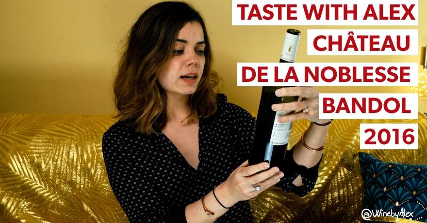 Taste with Alex Bandol