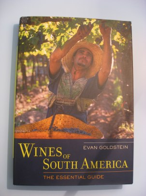 Evan Goldstein, Master Sommelier and Author of Wines of South America