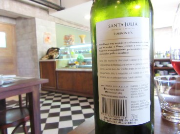 Zuccardi, Santa Julia, Torrontés 2015, Mendoza, Argentina, Wine Casual