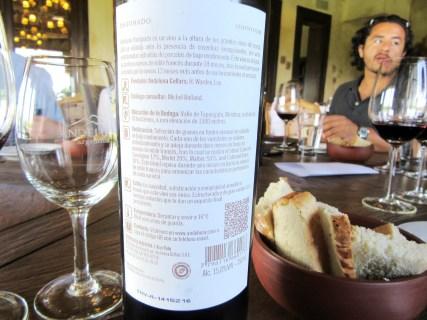 Andeluna, Passionado Cuatra Cepas 2011, Mendoza, Argentina, Wine Casual