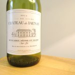 Château du Jaunay, Muscadet Sèvre et Maine Sur Lie 2014, Loire Valley, France, Wine Casual
