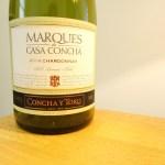 Marques de Casa Concha, Chardonnay 2014, Limari, Chile, Wine Casual