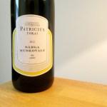 Patricius Tokaj, Sárga Muscotály Dry 2012, Tokaj, Hungary, Wine Casual