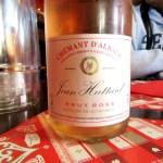 Jean Huttard, Brut Rosé Crémant d'Alsace, Alsace, France, Wine Casual