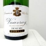 Philippe Foreau, Domaine du Clos Naudin Demi Sec Vouvray 2003, Loire, France, Wine Casual