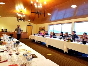 JJ Williams from Kiona Vineyards shares women winemakers are flourishing in the Red Mountain AVA.