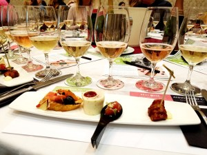 Gloria Ferrer Sparkling Wine and Food Pairing