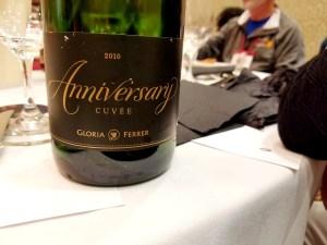 Gloria Ferrer, Anniversary Cuvée 2010, Carneros, California, Wine Casual