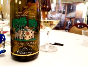 Frank Family Vineyards, Chardonnay 2016, Carneros, California, Wine Casual