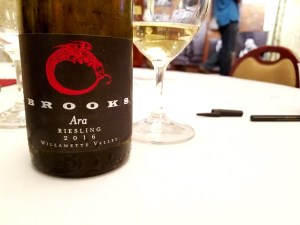 Brooks, Ara Riesling 2016, Willamette Valley, Orgeon, Wine Casual