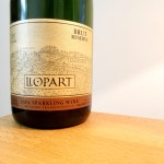 LLopart, Brut Reserva Cava 2015, Catalonia, Spain, Wine Casual