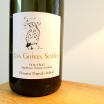 Domaine Perrault-Jadaud, Les Grives Soûles Vouvray 2016, Loire, France, Wine Casual
