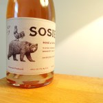 Sosie Wines, Rosé of Syrah 2017, Vivio Vineyard, Bennett Valley, Sonoma County, California, Wine Casual