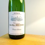 Domaine Jean-Marc Bernhard, Pinot Blanc 2014, Alsace, France, Wine Casual