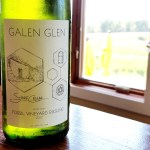 Galen Glen, Fossil Vineyard Riesling 2017, Stone Cellar, Lehigh Valley, Pennsylvania, Wine Casual