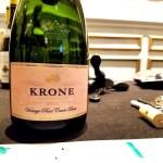Krone, Twee Jonge Gezellen Vintage Rosé Cuvée Brut 2017, Western Cape, South Africa, Wine Casual