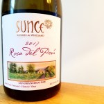 Sunce Winery & Vineyard, Rosa del Perú 2017, Sandy Lane Vineyard – Historic Vines, San Francisco Bay, California, Wine Casual