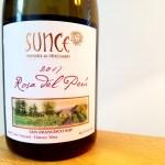 Sunce Winery & Vineyard, Rosa del Perú 2017, Sandy Lane Vineyard – Historic Vines, San Francisco Bay, California, Wine Casual
