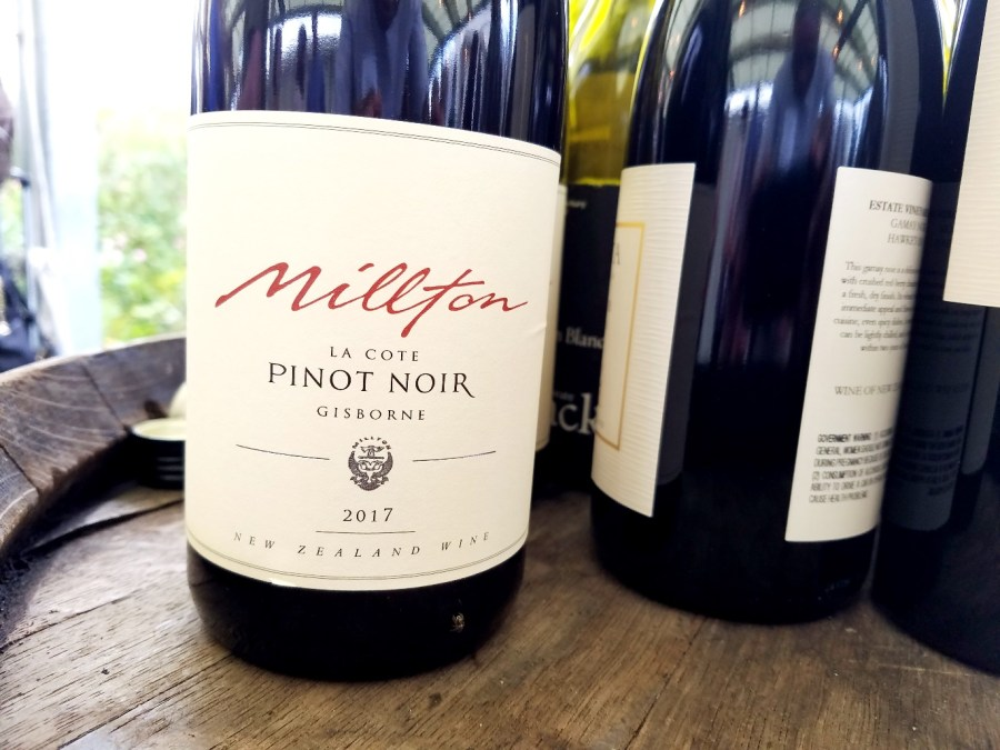 Millton Estate, La Cote Pinot Noir 2017, Gisborne, New Zealand, Wine Casual