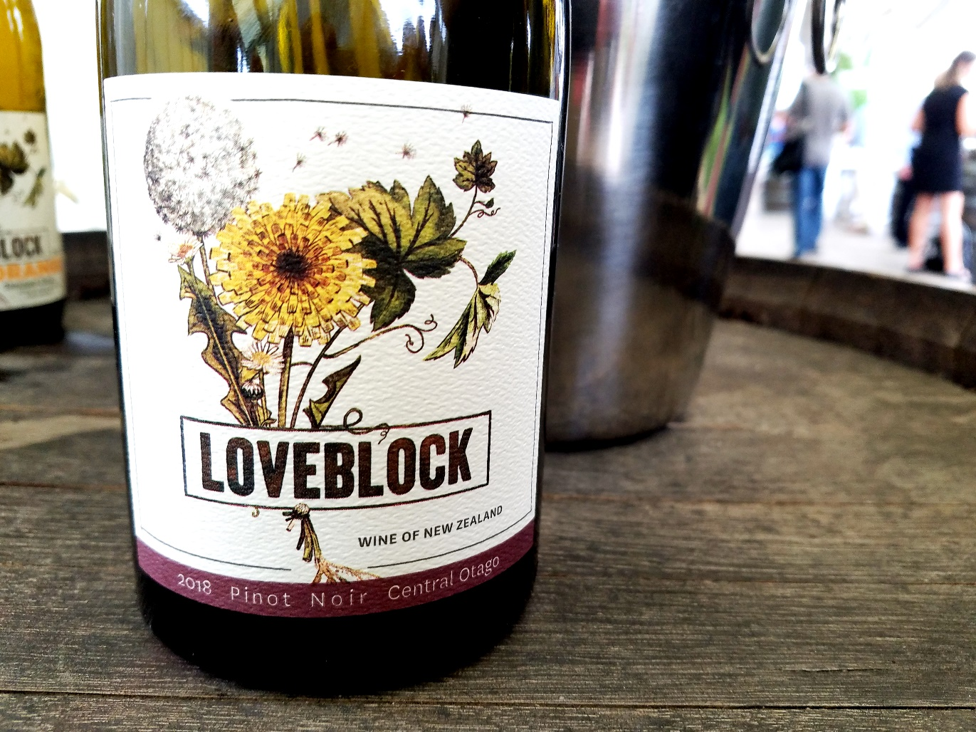 Loveblock, Pinot Noir 2018, Central Otago, New Zealand, Wine Casual