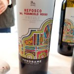 Vendrame Friuli Gave Refosco dal Peduncolo Rosso 2018 Italy, Slow Wine New York Winetasting, Wine Casual