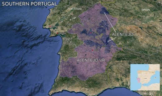 Wines of Alentejo Sustainability Program WASP Portugal