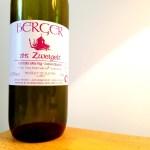 Berger, Zweigelt 2015, Austria. Wine Casual