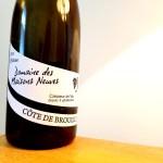 Domaine des Maisons Neuves, Côte de Brouilly L'Ecluse 2018, Beaujolais, France, Wine Casual