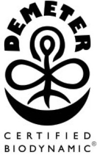 Demter Certified Biodynamic Logo