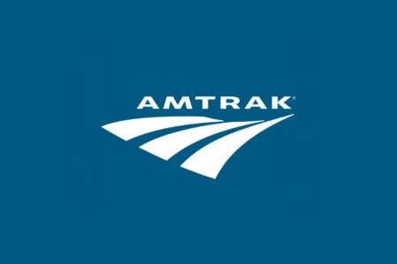 I took Amtrak train from Stamford, Connecticut to the Newark International Airport.