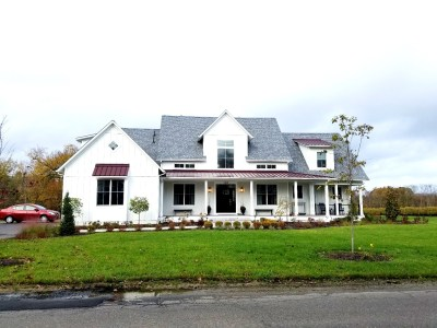 White Horse Winery Farmhouse, a luxury, boutique, six-room farmhouse next to the winery, is an ideal weekend retreat.  Wine Casual