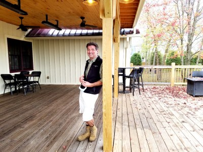 "When asked what should someone think after trying New Jersey wine for the first time, BJ Vinton, Owner White Horse Winery offers, ""Maybe you don't tell them it's a New Jersey wine.""  Wine Casual"