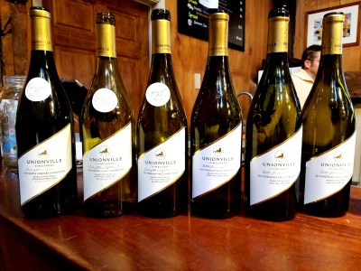 Unionville Vineyards makes some of the best chardonnay in New Jersey and is a top wine producer. Wine Casual