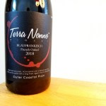 Terra Nonno Winery, French Oaked Blaufränkisch 2018, Outer Coastal Plain, New Jersey, Wine Casual