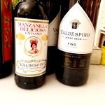Valdespino Manzanilla Deliciosa En Rama. Wine Casual