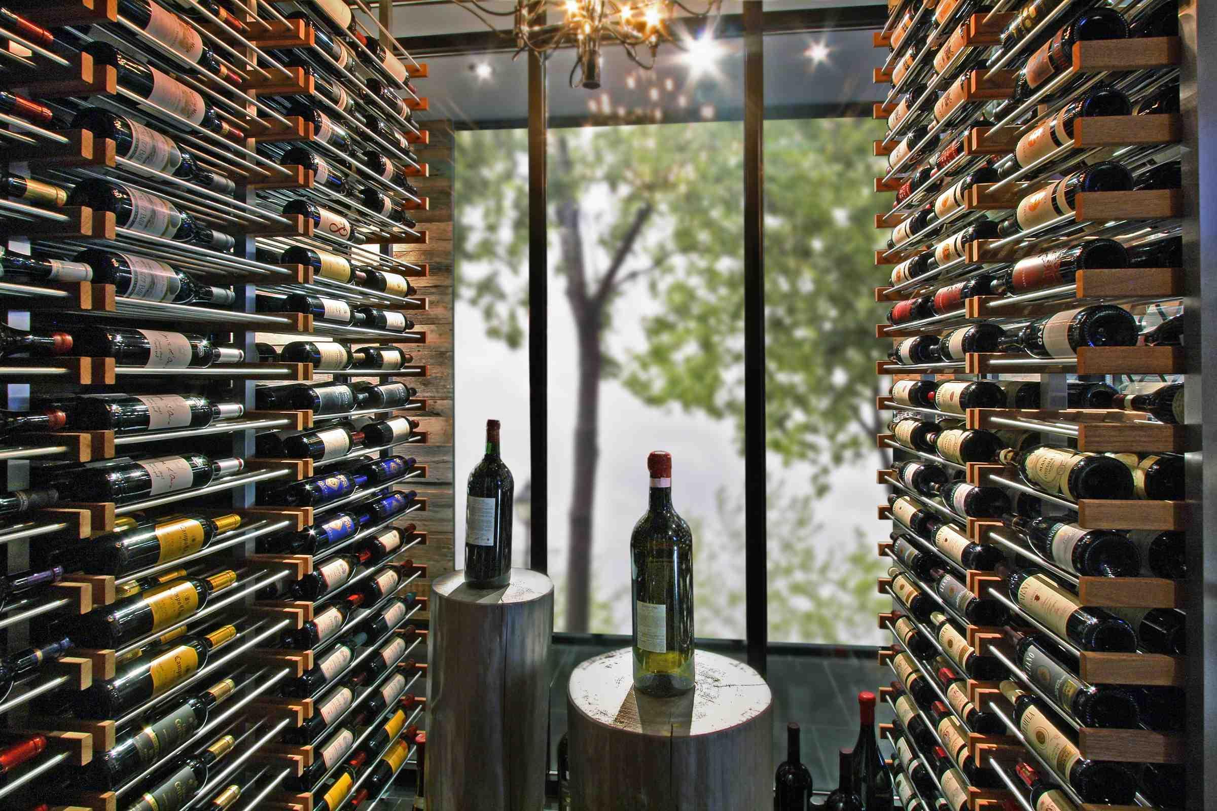 Innovative Wine Cellar Designs Custom Design Amp Installation