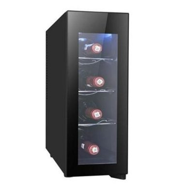RCA RFRW041 4 bottle wine cooler fridge