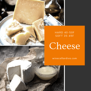 #6 Alternative Use for Wine Cooler - Aging & Storing Cheese