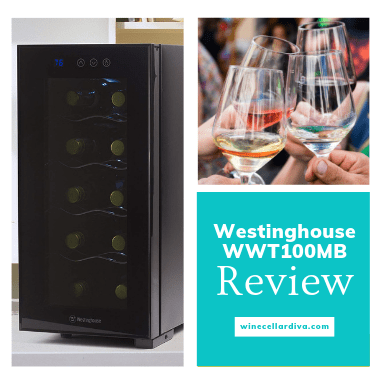 Westinghouse WWT100MB Thermoelectric !0 Bottle Wine Fridge Review