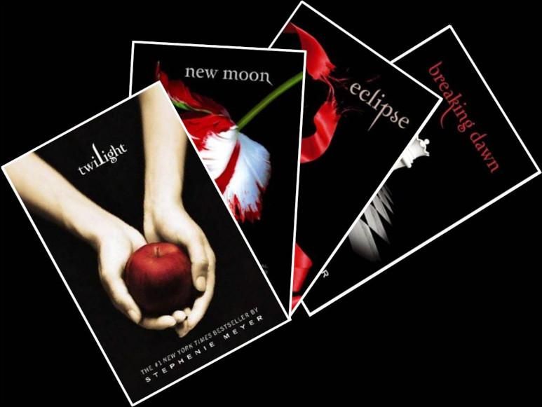 twilight book, life changing books
