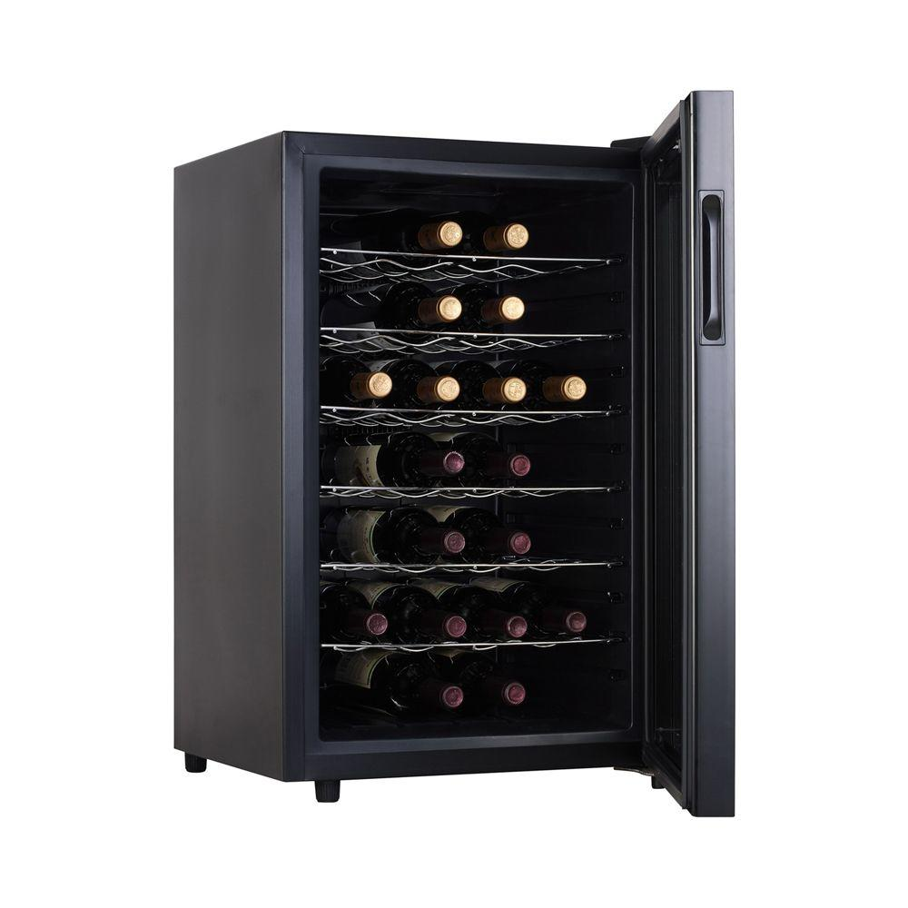 magic chef mcwc28b 28bottle wine cooler