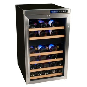 EdgeStar 34 Bottle Free Standing Dual Zone