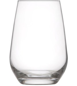 Schott Zwiesel Tritan Crystal Glass Studio Collection/All Purpose Stemless Wine Glass