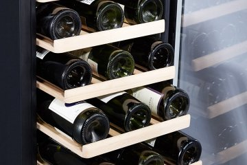 Kalamera 30 Bottle Wine Refrigerator