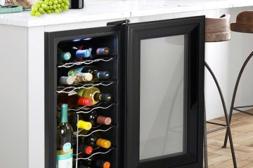 NutriChef 18 Bottle Chiller