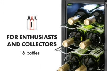 Klarstein Bellevin 16-Bottle Wine-Cooler Review